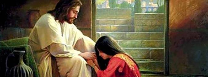 Maria Madalena disse que ela era a esposa de Jesus