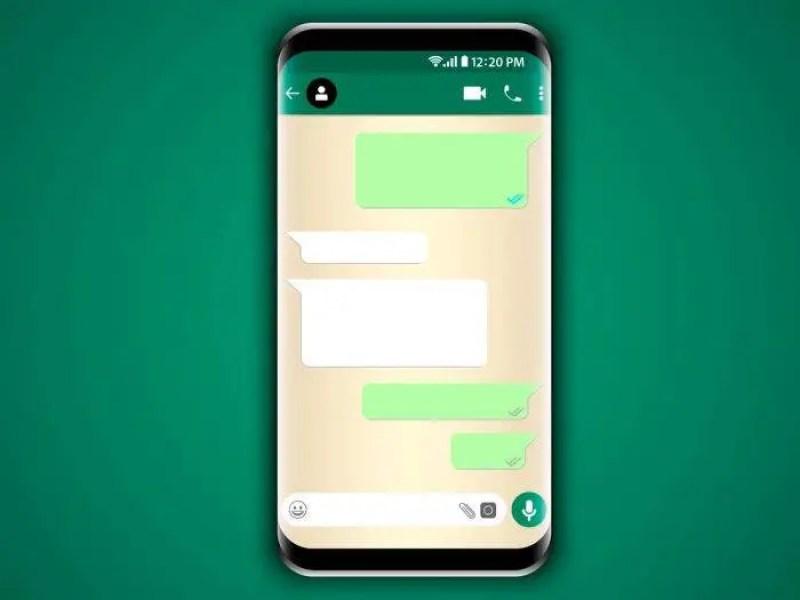 A partir do dia 12 de novembro, todas as mensagens de WhatsApp que não estejam guardadas serão apagadas para quem não usa o sistema operacional da Apple, o iOS