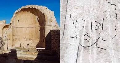 Representação de Jesus Cristo do século 5