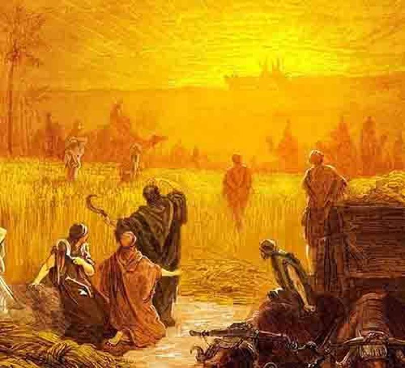 A Arca foi ligada a vários dos milagres do Antigo Testamento