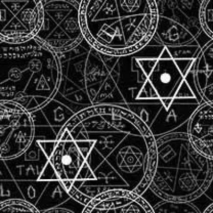 A magia negra tem objetivo