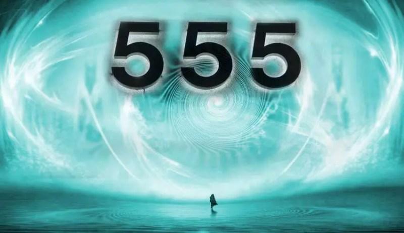 significado oculto de ver o numero 555 em todos os lugares