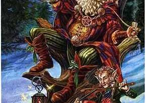 xamãs do natal