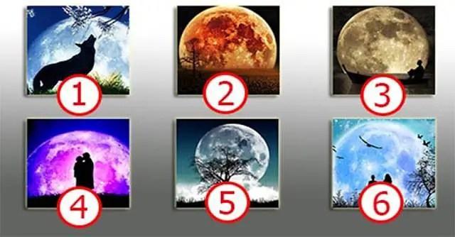 Teste! A Lua Influencia as nossas emoções