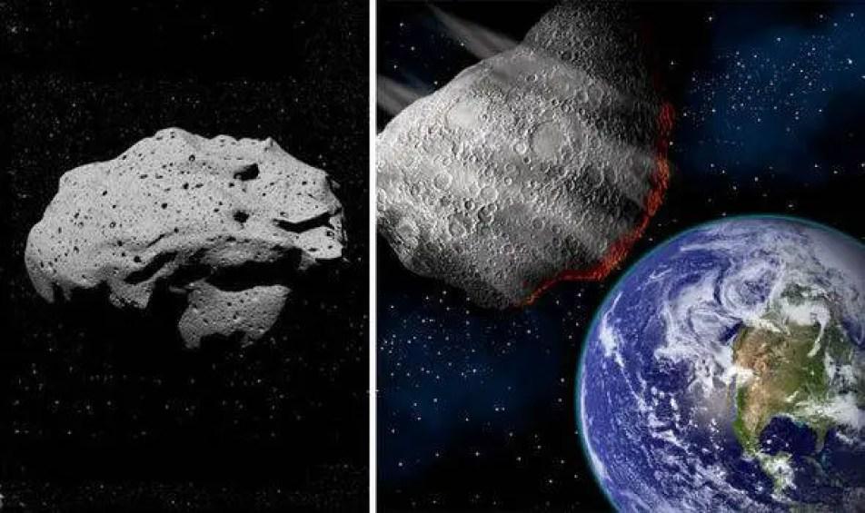 Asteróide monstruoso Terra - NASA adverte