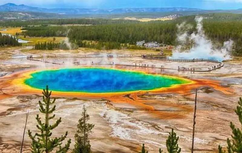 Supervulcão de Yellowstone pode explodir a qualquer momento