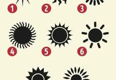 escolha um sol e veja o que sua escolha diz sobre você