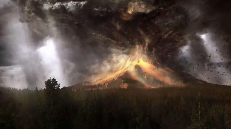 supervulcão yellowstone em erupção - Geólogos alertam que o supervulcão de Yellowstone está prestes a entrar em erupção