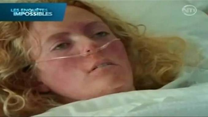 Hilliard foi levada ao Hospital Municipal de Fosston às 8 horas