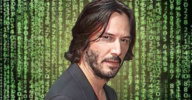 matrix_keanu Reeves ou dos seus filmes