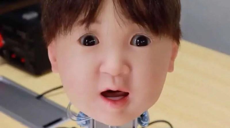 Cientistas japoneses criam o primeiro robô estilo 'Blade Runner' que pode sentir dor