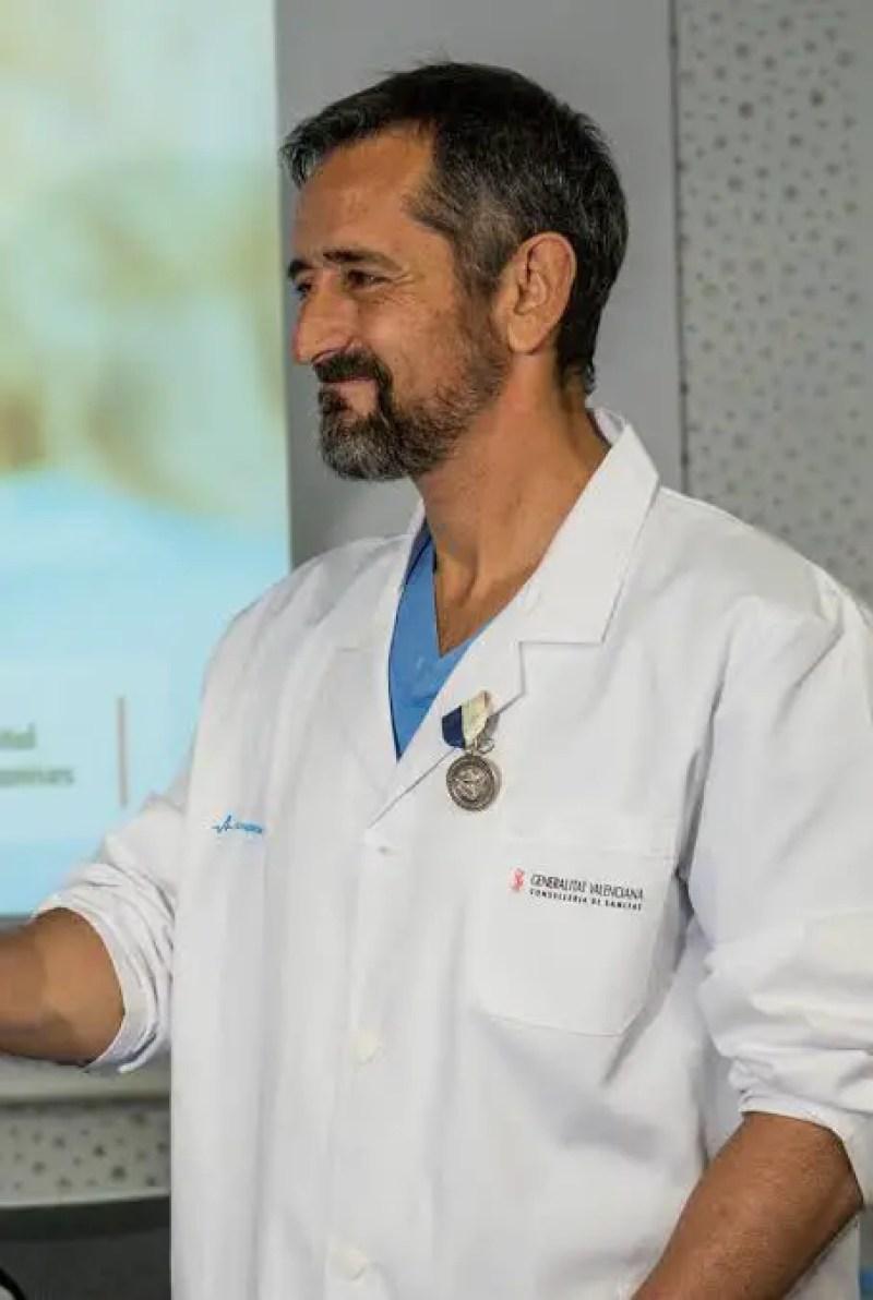 Dr. Pedro Cavadas