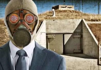 Bilionários estão fugindo para bunkers de sobrevivência para a pandemia de coronavírus