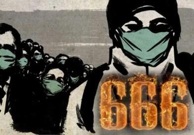 A misteriosa relação entre a pandemia de coronavírus 666 e o anticristo