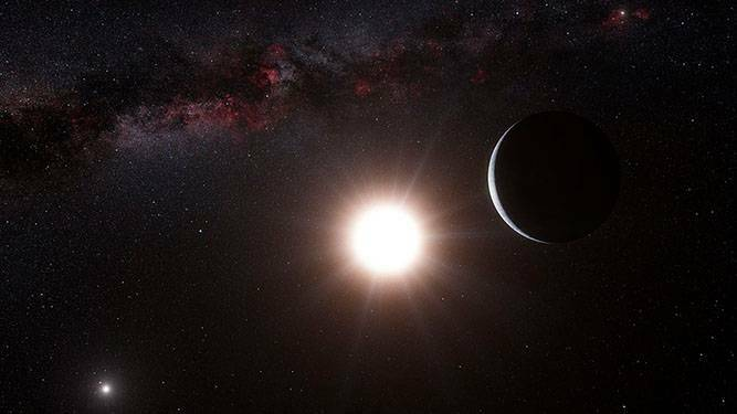 Projeto científico identifica 95 'mundos frios' perto do sol