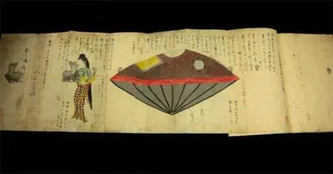 A curiosa e misteriosa história da mulher alienígena que chegou ao Japão em 1803