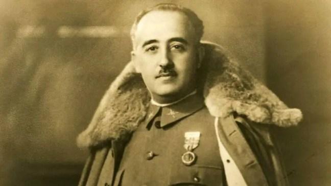 Ditador Francisco Franco
