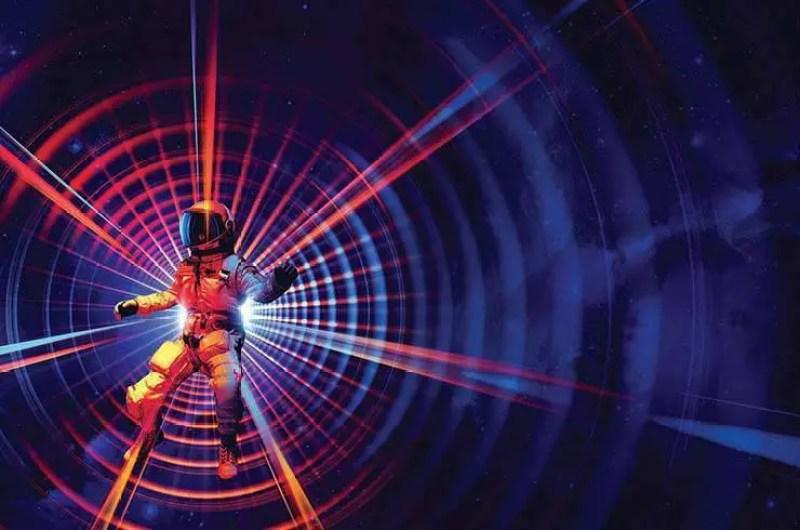 físico diz que buracos de minhoca humanicamente transversíveis podem ser criados