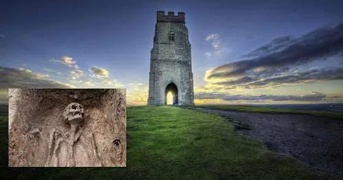 Glastonbury Giant - De Quem Esses Ossos Enormes Pertencem