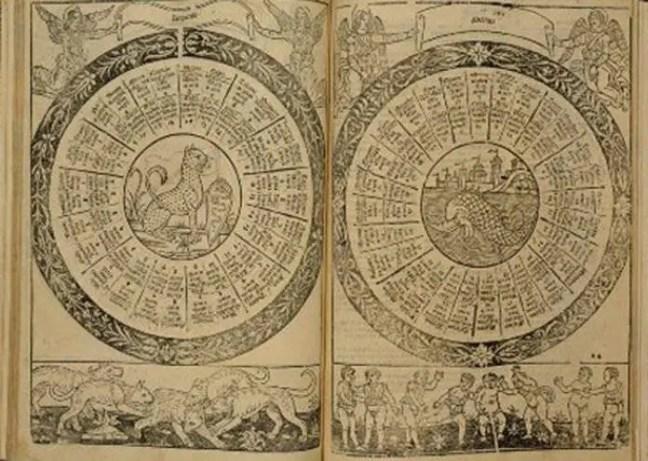 Representação do Livro de Dzyan