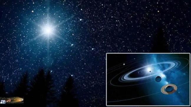 A Estrela de Belém pode ser vista em 21 de dezembro, após 800 anos