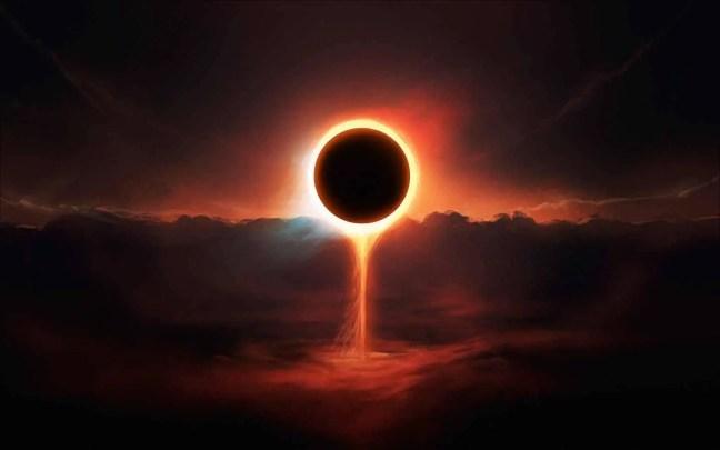 A Morte do Sol Porque os Povos Antigos Tinham Medo dos Eclipses.