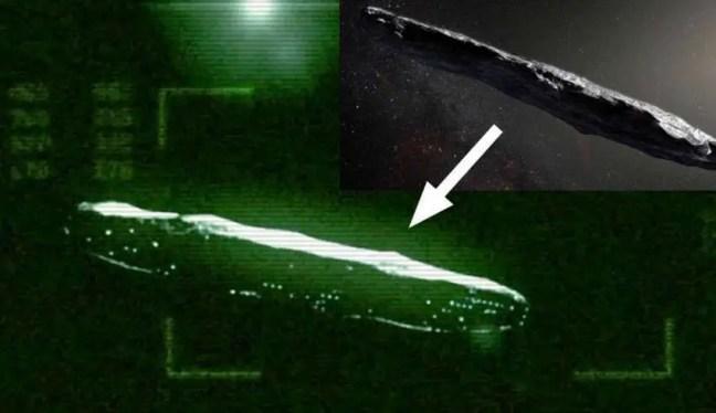 O ex-chefe do Departamento de Astronomia da Universidade de Harvard, EUA, Abraham Loeb, afirma que espaçonave alienígena se aproximou de nosso planeta em 6 de setembro de 2017.