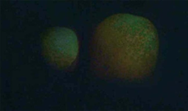 Planetas gêmeos gigantescos e misteriosos no céu de Dubai.