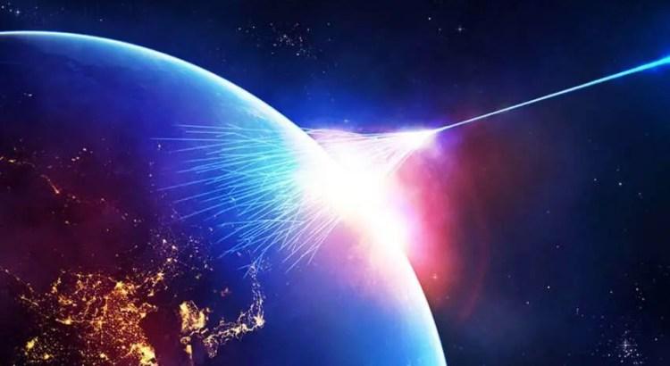 Os cientistas descobrem que um misterioso acelerador de partículas.