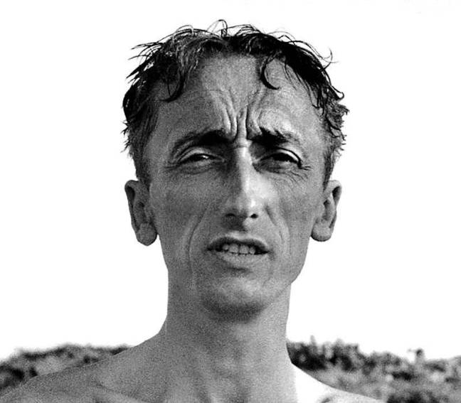 Jacques - Yves Cousteau.