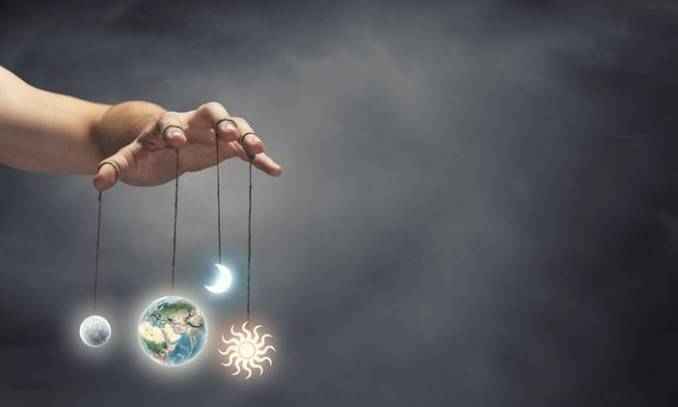 Será que o ser humano, a Terra e todo o Universo não passam de uma simulação?