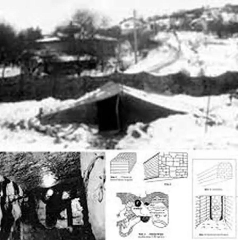 Algumas das imagens que circulam, sobre os acontecimentos de Tsarichina.