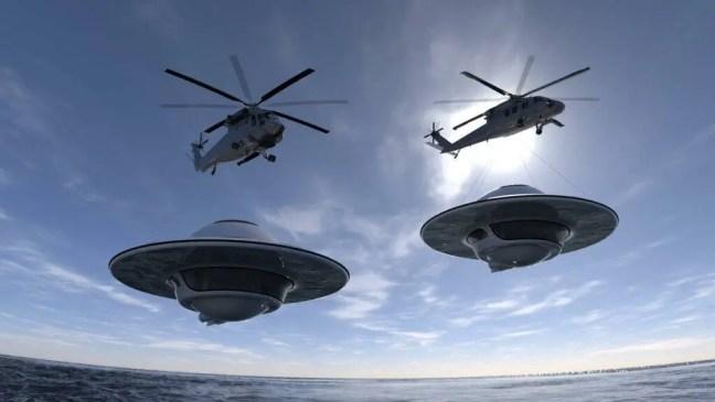 O Brasil Publicou Um Relatório Policial Descrevendo Um Encontro Com Alienígenas