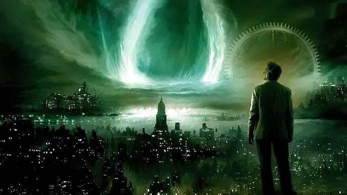 Ele afirma ser um viajante do tempo e revela quando os gigantes alienígenas irão chegar à terra