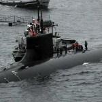 Um submarino nuclear dos EUA colide com um OSNI no Mar da China