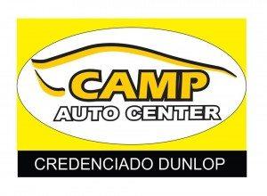 LOGO CAMP AUTO CENTER