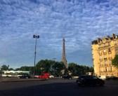Chạy bộ ở Paris