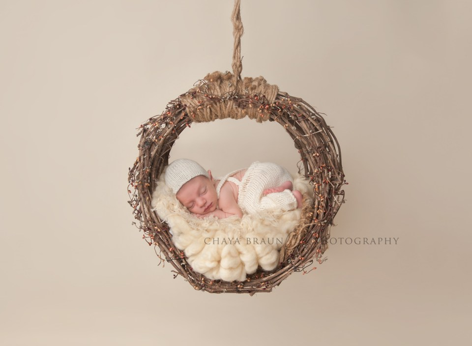 baby in dreamcatcher