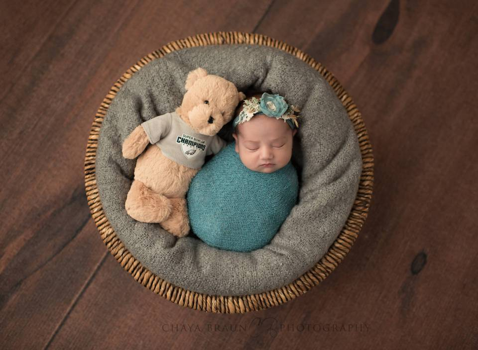 Maryland newborn baby photographer