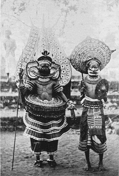 Sri Muthappan Old Photo