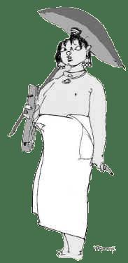 poothappattu നങ്ങേലി, പൂതപ്പാട്ട്