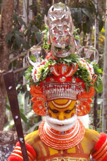 Muthappan theyyam parashinikkadavu vellattam