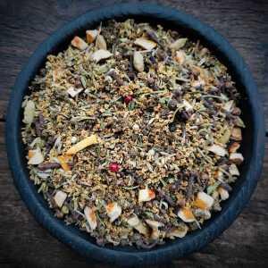 Чай от простуды и кашля