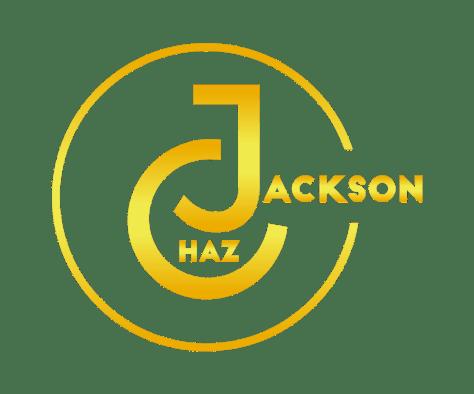 Chaz Jackson and Leadership Motivational Youth Speaker gold logo