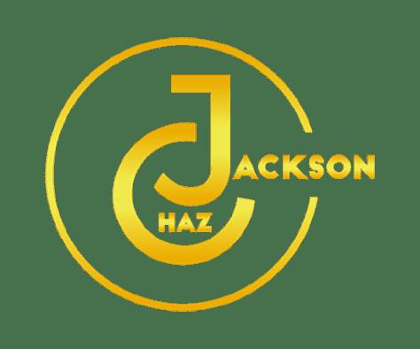 Chaz Jackson Motivational Youth Speaker gold logo