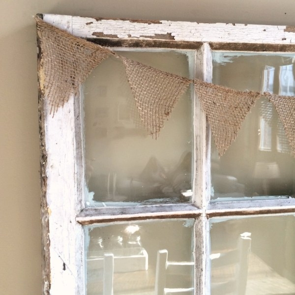 antique window