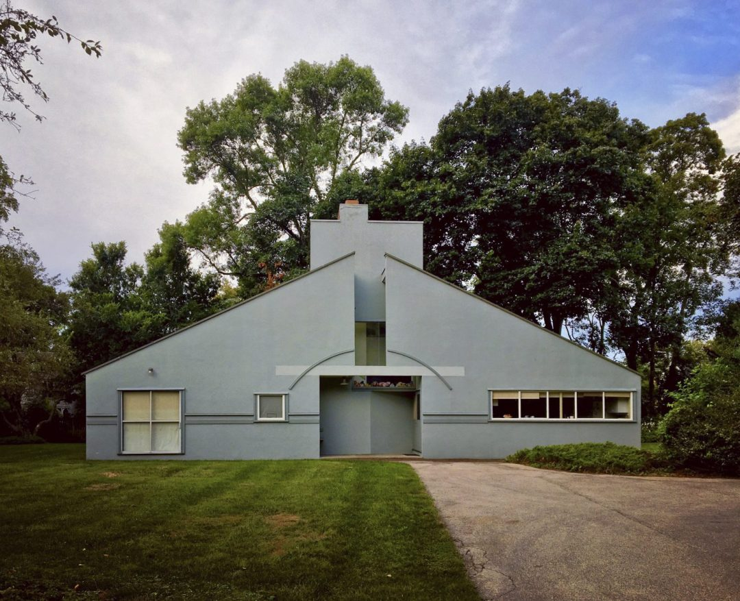 2016 – Vanna Venturi House is permanently protected after a year of effort