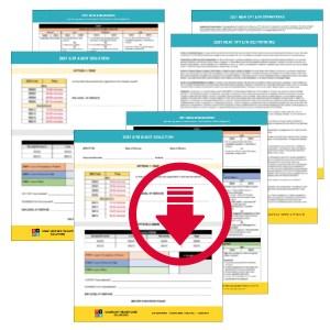 Big Audit Bundle - Audit Solution + Definitions + Audit Solution Worksheet Digital Download