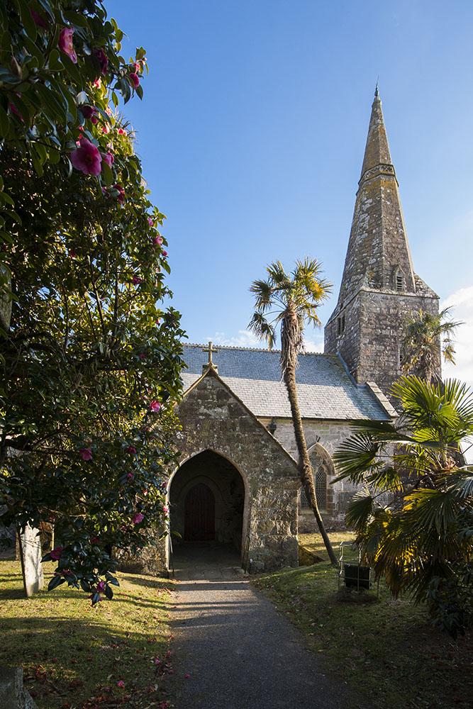 All Saints, St Ewe