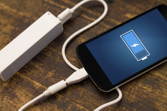 charging electronic devices